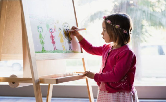 World Art Day: Drawing Ideas With Kids At Home